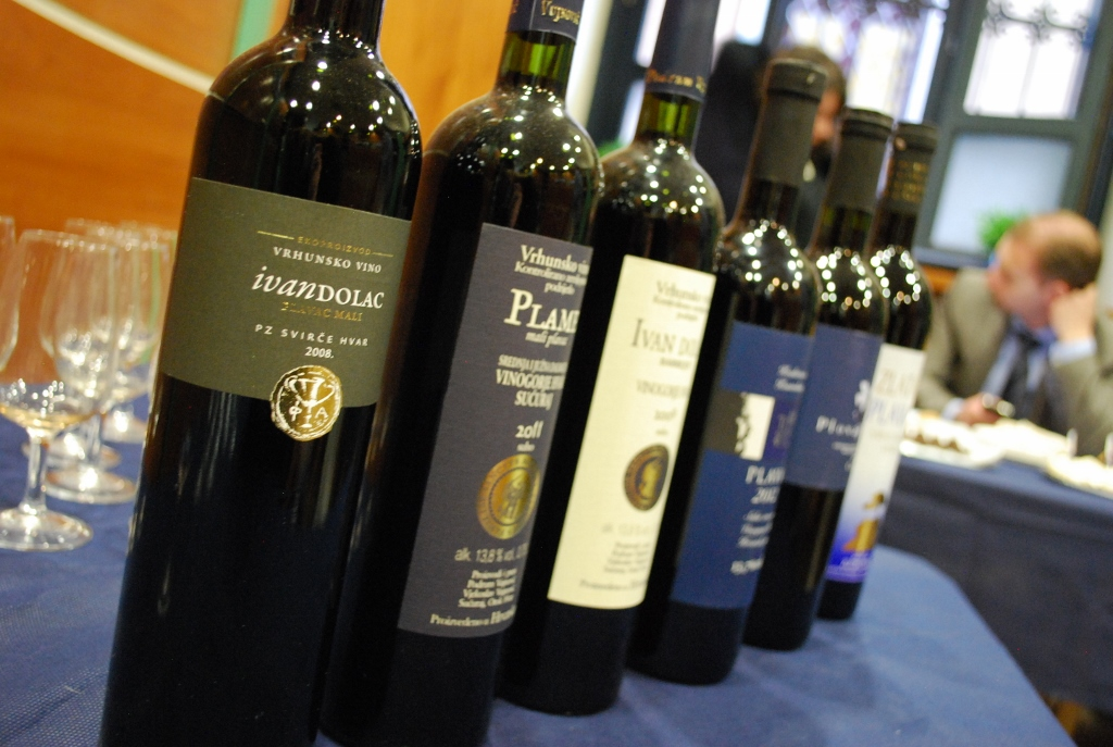 Hvarska vina - Hvar wines